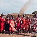 初體驗非洲大草原