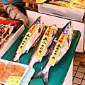 北海道。室蘭。秋鮭VS時鮭