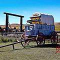 Bar U Ranch斷臂山下的牧場風光