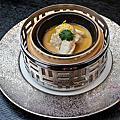 2014,澳門米其林一星餐廳譽瓏軒行政總廚譚國鋒客座寒舍食譜