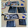 HTC 830 換電池 教學