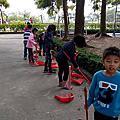 服務學習~打掃校園