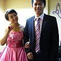 2011.07.23琪&凱文定喜宴