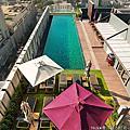 《Mercure Bangkok Siam Hotel》曼谷暹羅美居酒店 地點便利 離捷運站一分鐘