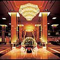 《Imperial Hotel》日本帝國飯店 客座台北西華
