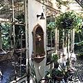 《Little Tree Garden Cafe》佛統路上的夢幻歐式花園咖啡廳