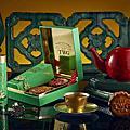 《TWG Tea》2017蓮花玉茶茗茶月餅禮盒
