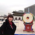 2016.03.07~韓國廣藏市場.光化門.景福宮.土俗村蔘雞.弘大彩繪牆-Day5