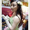 新秘出擊 - 曉珞小姐鄒族原住民傳統婚禮造型-阿里山 (2007-NOV-25)