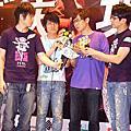 2008.5.1上海五月天八萬人演唱會慶功宴