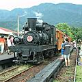 竹崎-竹崎檜木火車站