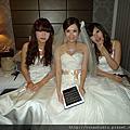 新娘~于芳 【歐式髮型 自然輕透彩妝 新娘秘書,新祕推薦,台北新秘vina】