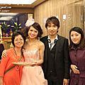日本新娘-岡憶【新秘推薦,台北新娘秘書 vina】氣質側邊盤髮,甜美紗帽造型,光澤新娘妝