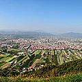 地理中心碑.九族文化村