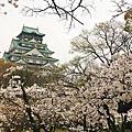 2018西日本Day 7 大阪城、西之丸庭園