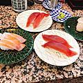 2018沖繩Day 1 グルメ迴轉壽司市場