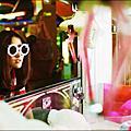 Twiggy x 張萱妍 《我的上升是白羊座》音樂專輯封面拍攝