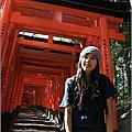 2009 Kyoto花見單車遊 個人照