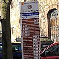201002 冬遊義大利 San Gimignao。Siena。Montepulciano