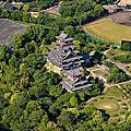 【從空中看見京都的模樣】