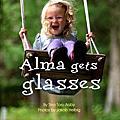 ALMA戴眼鏡! 童書分享 Lindberg兒童眼鏡@必久戴眼鏡授權專賣