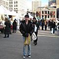 My sis's NY trip