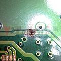 ASUS X550J 無法開機 有燒焦味 不過電 主機板燒毀維修