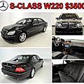BENZ S-CLASS W220