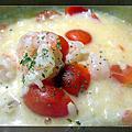 蕃茄鮮蝦燉飯