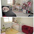 改裝嬰兒房