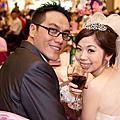 【作 品】杏結婚造型紀錄