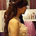 【作 品】嘉琪結婚造型紀錄