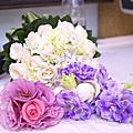 【作 品】浪漫繽紛 卓越質感 手作鮮花系列