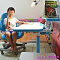 【成長桌推薦】亞梭 兒童成長桌椅