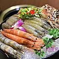 【板橋美食】化饈火鍋《原肉、海鮮、時蔬 專賣》