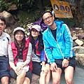 【飛與行的記憶】國內∣台北:八煙聚落與野溪溫泉