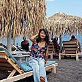 【飛與行的記憶】國外∣希臘:紅沙灘和黑沙灘