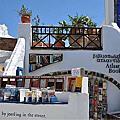 【飛與行的記憶】希臘∣聖托里尼島上全球最美的獨立書店Atlantis Books