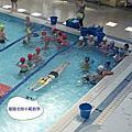 Bonnie游泳課
