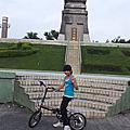 騎腳踏車花絮