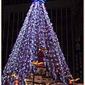 旋轉木馬聖誕樹