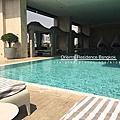 2015 曼谷東方公寓Oriental Residence Bangkok