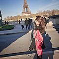 2017 Paris帶著媽媽去巴黎