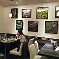 【咖啡廳簡餐@台北晴光中山國小】Lotty Cafe綠蒂咖啡溫馨小品咖啡廳。食我