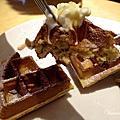 新竹 | 竹北。K.布朗 Cafeteria 早午餐