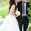 V&J 婚紗照 by 蘿亞