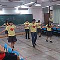 2014/10/16 早操教學~快一點