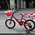 20111101第一次騎車子囉