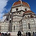 107(春)-Italia佛羅倫斯-聖母百花大教堂登頂