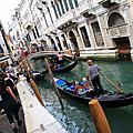 107( 春)-Italia-威尼斯-貢多拉體驗